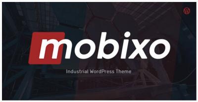 قالب وردپرس Mobixo 2