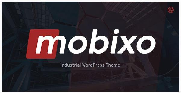 قالب وردپرس Mobixo 1