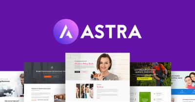 قالب وردپرس Astra 2