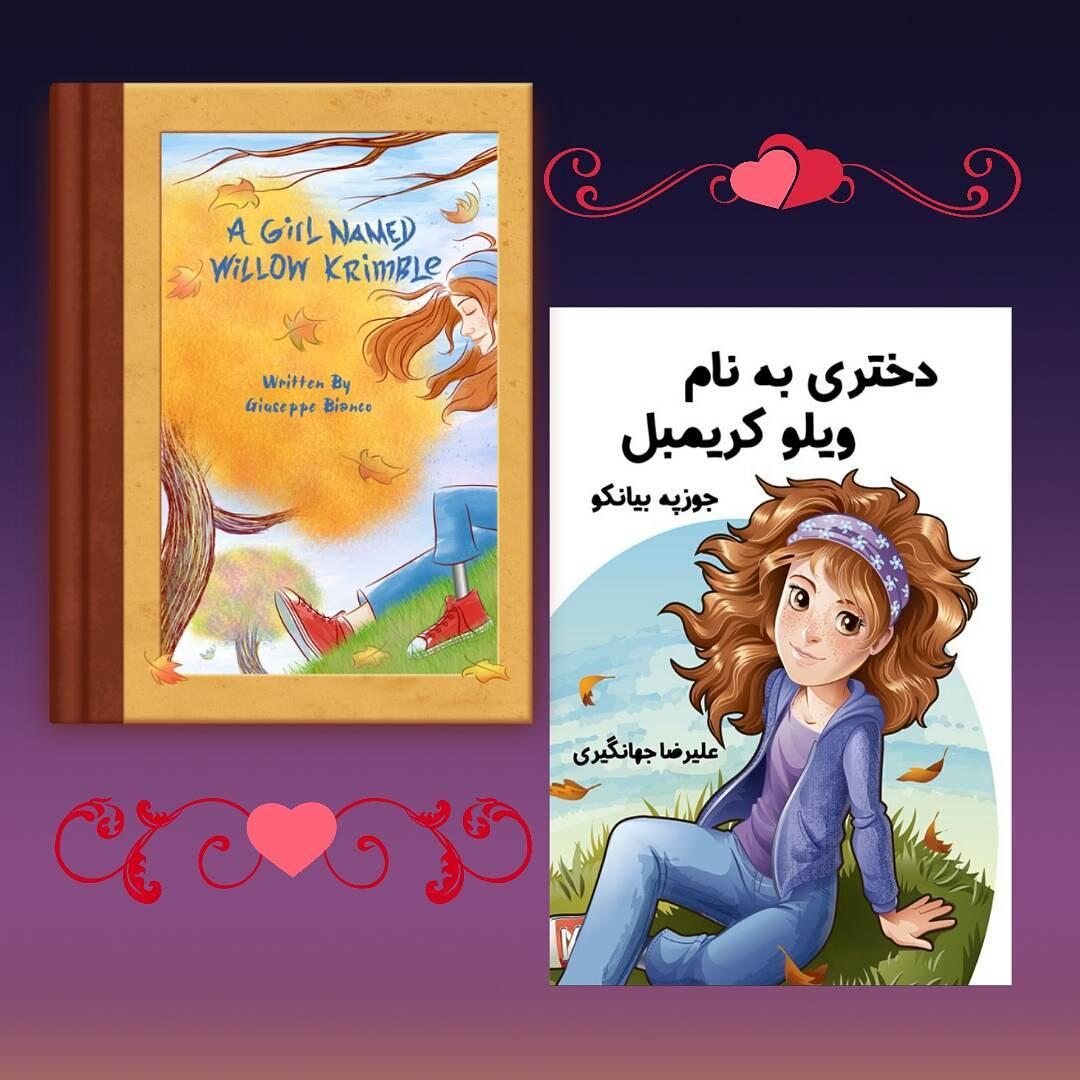 کتابی که دوستش داشتم   (  )  ( نویسنده )  (مترجم )     (  )      www.willowkrimb 2