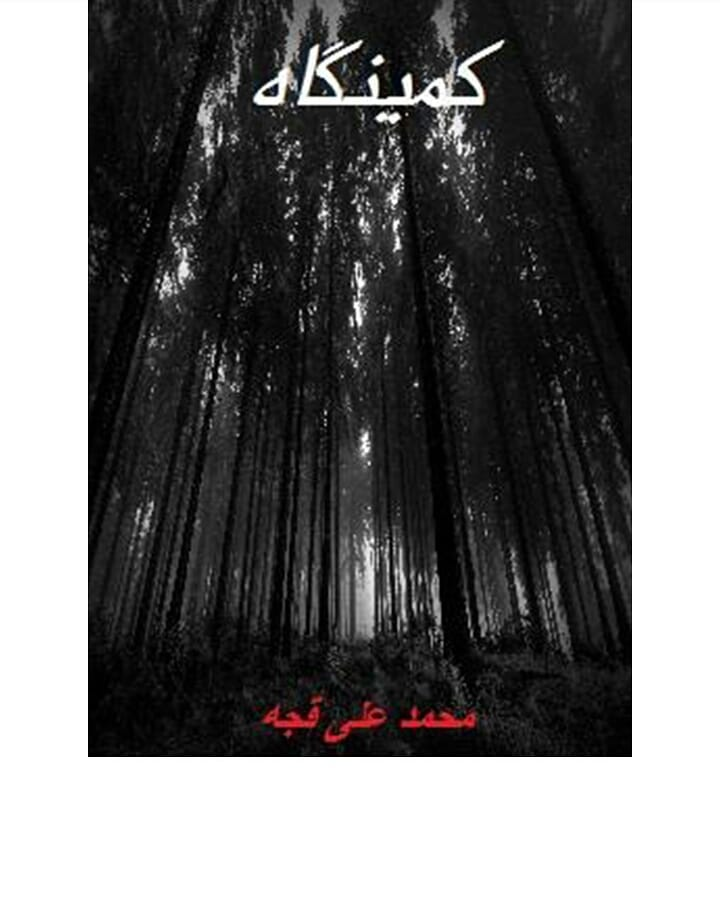 کتاب نوشته: محمد علی قجه تازه خوندنش رو شروع کردم کتاب خوبیه میتونید این کتاب 1