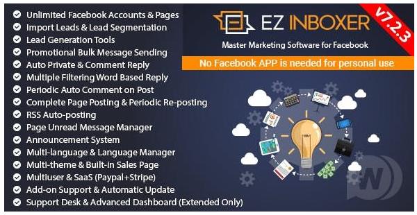 اسكريپت EZ Inboxer 1