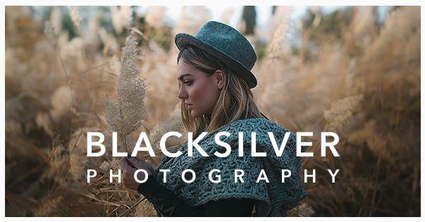 قالب وردپرس Blacksilver 1