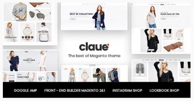 قالب وردپرس Claue Clean 2