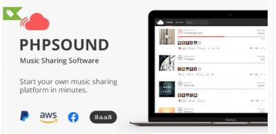 اسكريپت اشتراك گذاري موسيقي phpsound 2