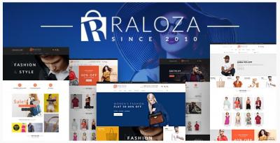 قالب وردپرس Raloza 2