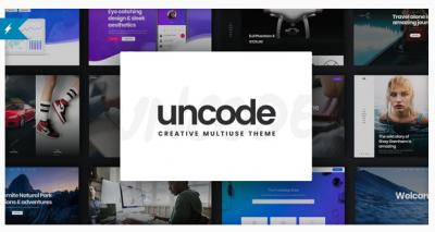 قالب وردپرس Uncode