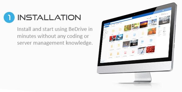 اسكريپت ساخت فضاي ابري Bedrive 4