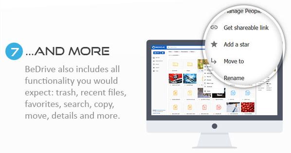 اسكريپت ساخت فضاي ابري Bedrive 3