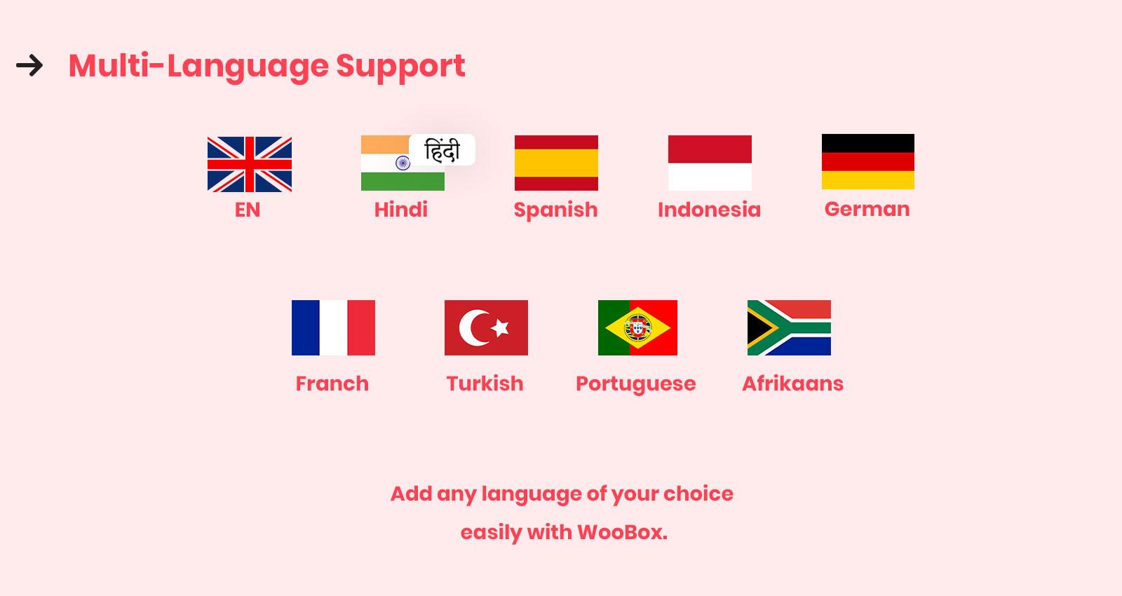 سورس اپليكيشن فروشگاهي WooBox 6