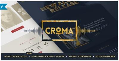 قالب وردپرس Croma 2