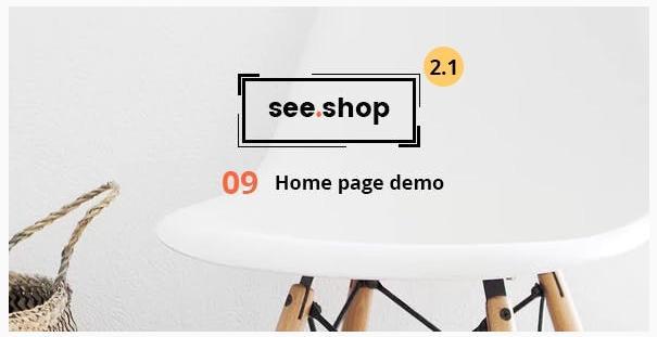 قالب وردپرس See Shop 1