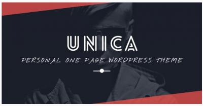 قالب وردپرس Unica