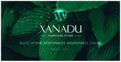 قالب وردپرس Xanadu 2
