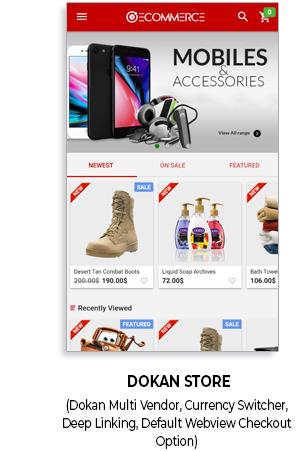 سورس اپليكيشن فروشگاهي Android & IOS (Lonic) 14