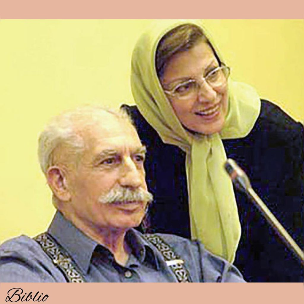همه حالا برای شناخت بیشتر نادر ابراهیمی به سراغ همسرش فرزانه منصوری میروند. همس 1