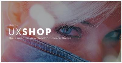 قالب وردپرس Ux Shop 2