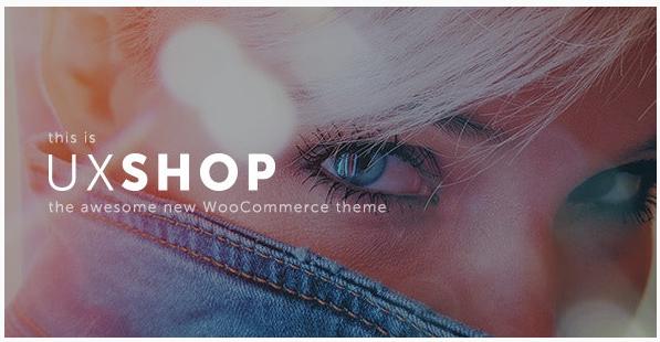 قالب وردپرس Ux Shop 1