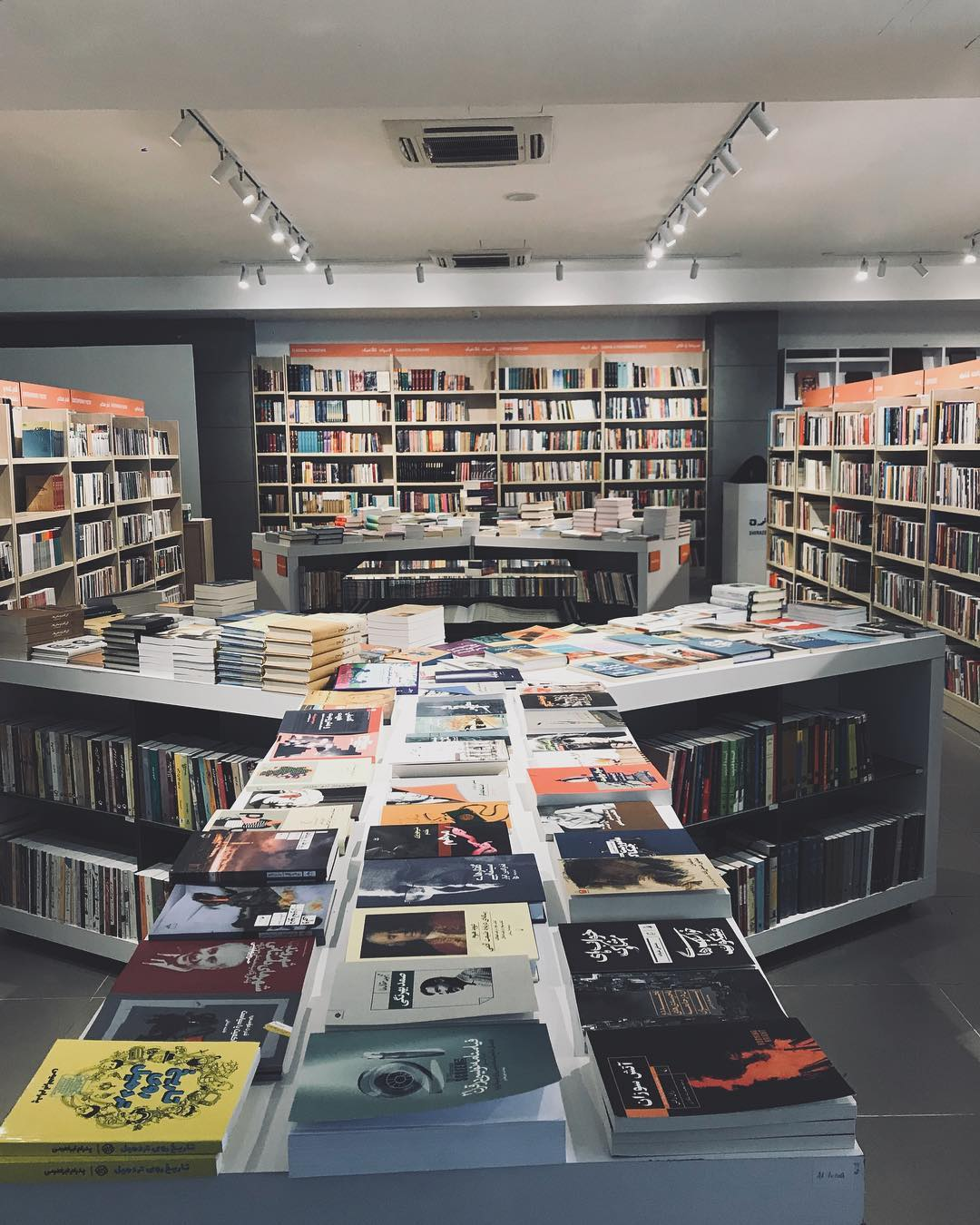 I just found my heaven A bookstore is a world which is full of culture . . . . 2