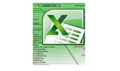 آموزش اکسل 2013 در حسابداری 2