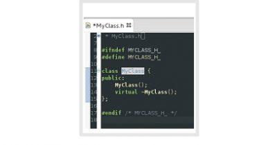 آموزش ساده برنامه نویسی ++C در لینوکس 2