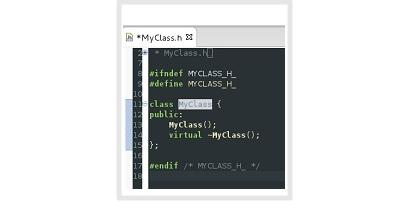 آموزش ساده برنامه نویسی ++C در لینوکس 1