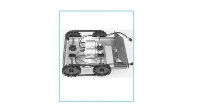 آموزش طراحی الکترونیکی یک روبات مسیریاب