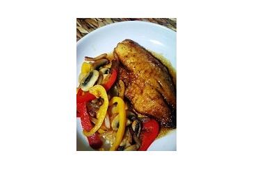 آموزش آشپزی غذاهای دریایی