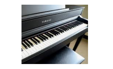 آموزش نت های پیانو