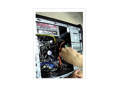 مونتاژ کامپیوتر 1
