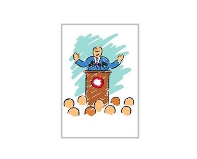 شیوه سخنرانی مؤثر و فن بیان 1
