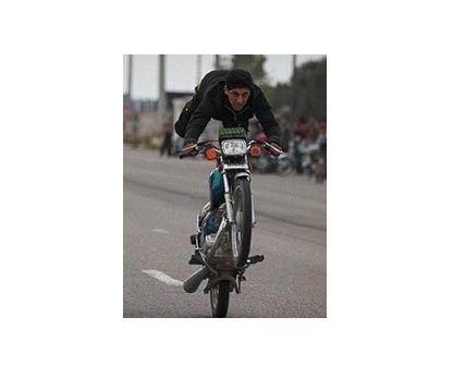 آموزش رانندگی موتور سیکلت 1
